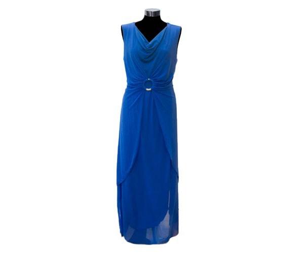 שמלת ערב כחול רויאל