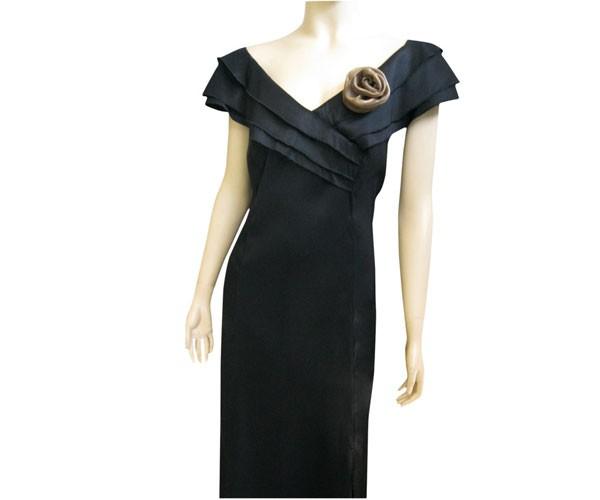 שמלת ערב צווארון קומות