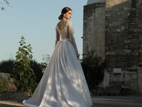 שמלת כלה - חנה דאי - עיצוב שמלות כלה וערב