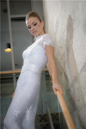 שמלת כלה או ערב: חנה דאי - עיצוב שמלות כלה וערב