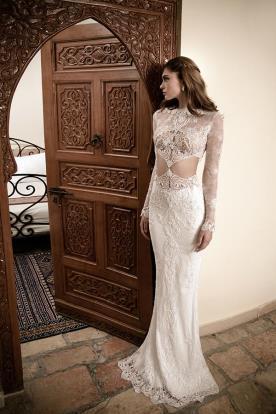 שמלת כלה בסגנון אוריינטלי
