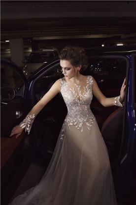 אירנה בורשטיין - שמלות כלה