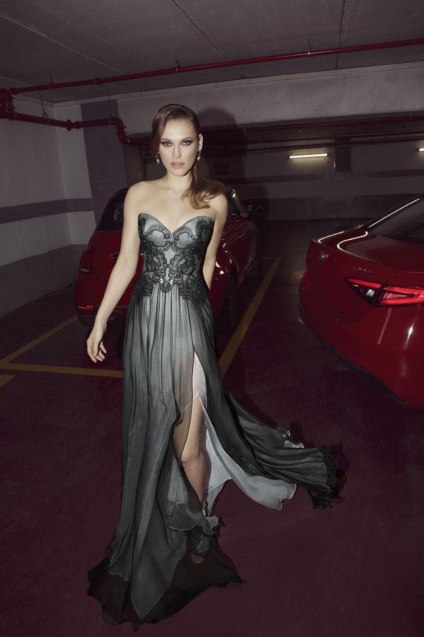 אירנה בורשטיין - שמלות ערב