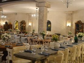 גן אירועים - יקבי קיסריה - הגן בקיסריה
