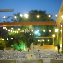 עיצוב שולחן עם פרחים