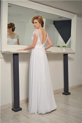 עידן בלבן שמלה עם גב חשוף