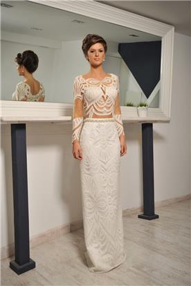 שמלת כלה ייחודית