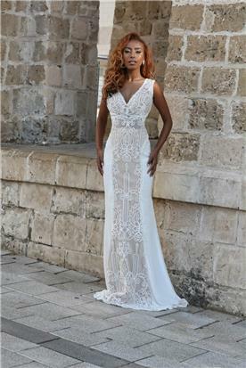 עידן בלבן שמלת כלה מתחרה