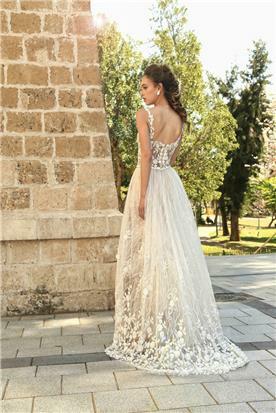 עידן בלבן- שמלת כלה מובחרת
