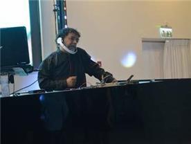 תקליטן - דיסק מאיר - סטודיו בכתום