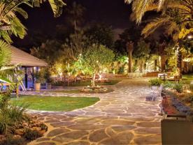 גן אירועים - בית בכפר בחוות קאסה דל סול