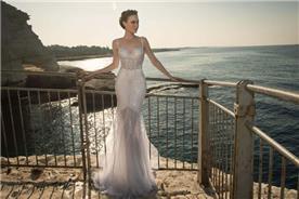 שמלת כלה בגזרת בת ים