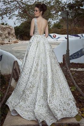 שמלת כלה עם דוגמאות