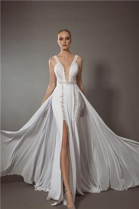 שמלת כלה מיוחדת - ביוטי סנטר