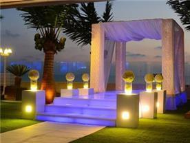 גן ואולם אירועים - בלו קאסל - Blue Castle