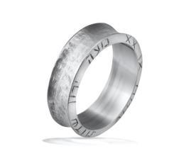 טבעת נישואין חריטה בהקדשה