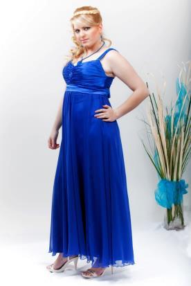שמלת ערב גזרה גבוהה