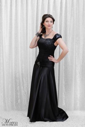 שמלת ערב פייטים