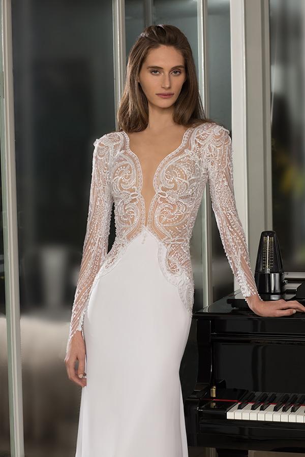 שמלת כלה מתחרה מיוחדת
