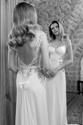 עמנואל - שמלת כלה בעיצוב קלאסי