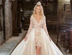 שמלת כלה ושמלת ערב - עדה מויאל שמלות כלה וערב