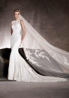 שמלת כלה בשיק אירופאי