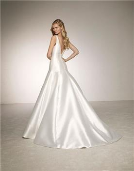 שמלה כלה עם שרוול ארוך