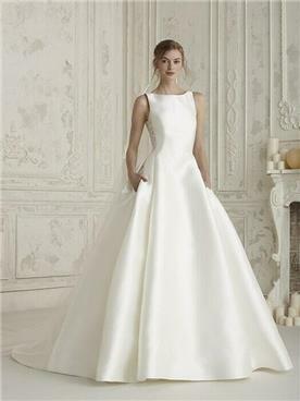 שמלת כלה בגימור מיוחד