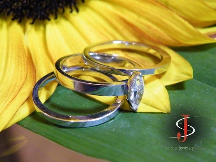 טבעת מרקיזה טריו 2