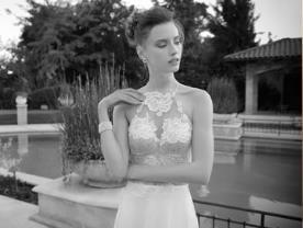 שמלת כלה - גליה למל שמלות כלה וערב