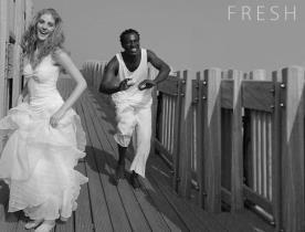 שמלת כלה חצאית קומות פליסה