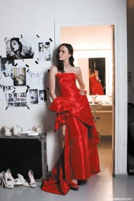 שמלת כלה סוחפת למראה נועז