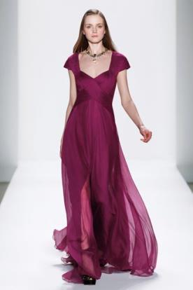 שמלת מקסי נשפכת לערב