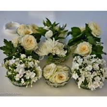 עיצוב פרחים לשולחנות