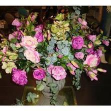 עיצוב בפרחים באירועים