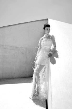 שמלת הוט קוטור לכלה האורבנית