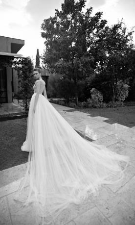 שמלת כלה נסיכותית למראה זוהר