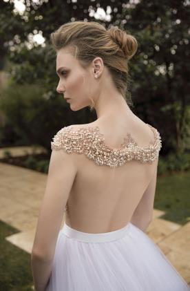 שמלת כלה ייחודית למראה חושני