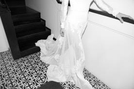 שמלת כלה מיוחדת בסגנון מודרני