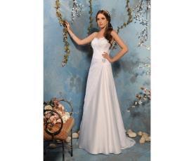 שמלת כלה עם מעטפת