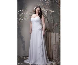 שמלת כלה מידות גדולות וולאן