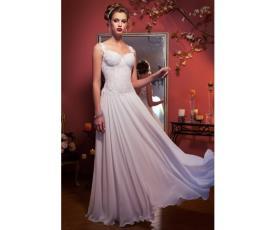 שמלת כלה רומנטית מחוך תחרה