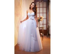 שמלת כלה מחוך ופפיון
