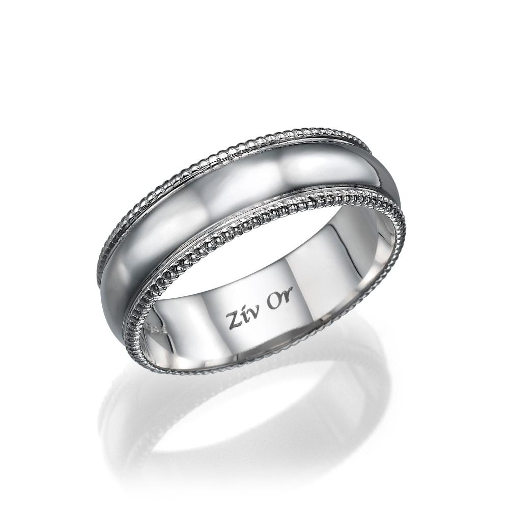 טבעת בסגנון וינטאג קלאסי