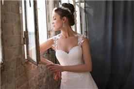 שמלת כלה של אילה עמרני בתל אביב