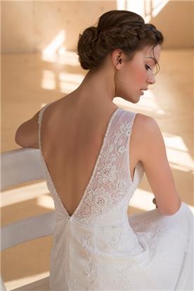 שמלת כלה בסגנון קלאסי