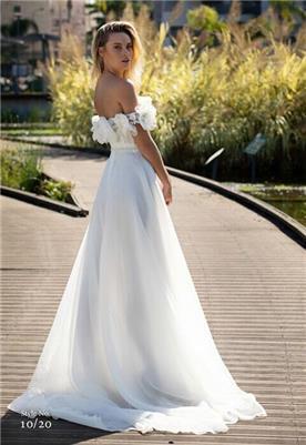 שמלות ערב עם כתפיות דקות
