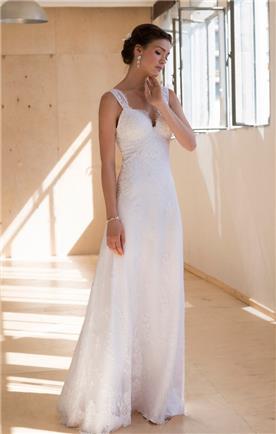 שמלה לכלה רומנטית