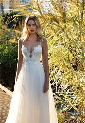 שמלות כלה בסגנון כפרי