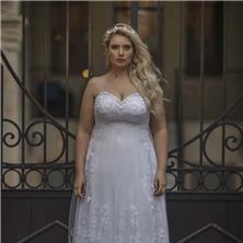שמלות כלה במידות גדולות בצפון